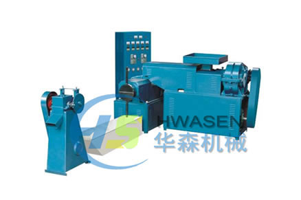 SJ105/120/125 PP/PEzi母la条回收造liji 50-120KG/H