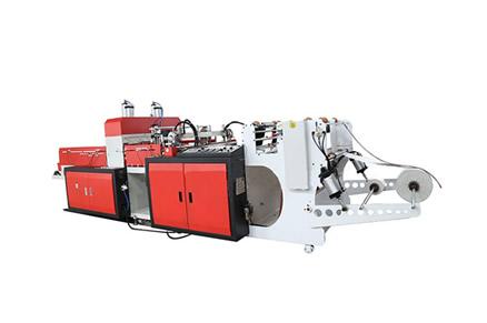 HSRQ-400x2/500x2G 高速shuang道背心袋zhi袋机