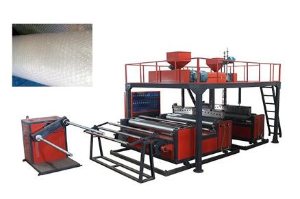 HSQPF-1500-2500shuangluo杆3-5层复合气pao膜ji出机